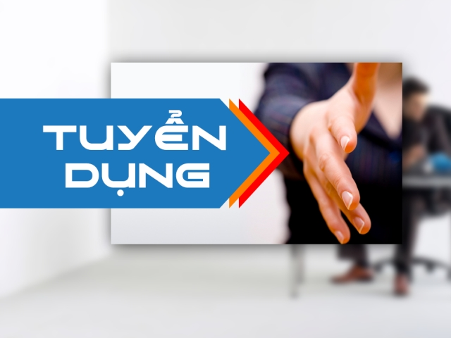 TUYỂN DỤNG THỢ IN OFFSET